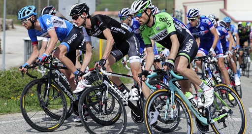 54th Vuelta Pais Vasco 2014/ Stage 3