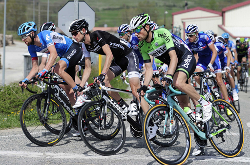 Cycling: 54th Vuelta Pais Vasco 2014/ Stage 3