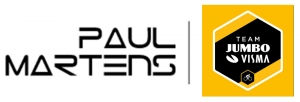 The Official Website of Paul Martens Logo